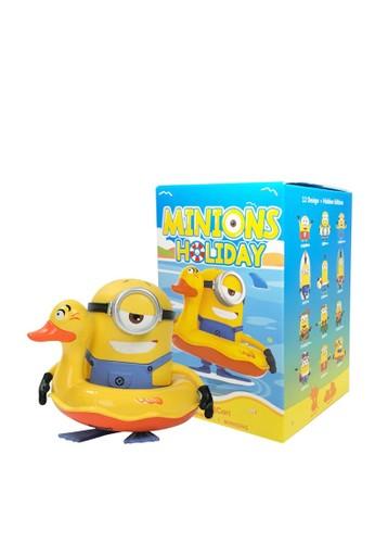 Popmart multi Pop Mart Minnion Holiday - Blind Box E3CC4TH817218BGS_1