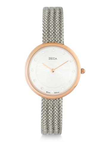 ZECA silver Zeca Ladies Watches - 1001LP(2).M.P1.RG4 ED352AC6F5AC0EGS_1