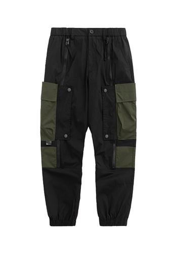 Twenty Eight Shoes Tapered Cargo Pants 3124S20 649B4AA3CCA56CGS_1