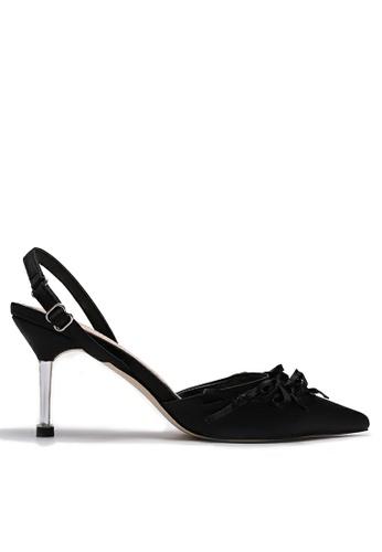 Twenty Eight Shoes Ankle Strap Strappy Mid Heel Sandals YLT219-1 9E3C7SHD4361B7GS_1
