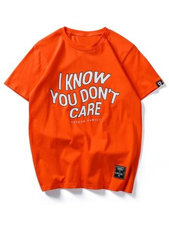 HAPPY FRIDAYS 英文主題印花短袖T恤 UP717 8B1F2AA5BE8A27GS_1