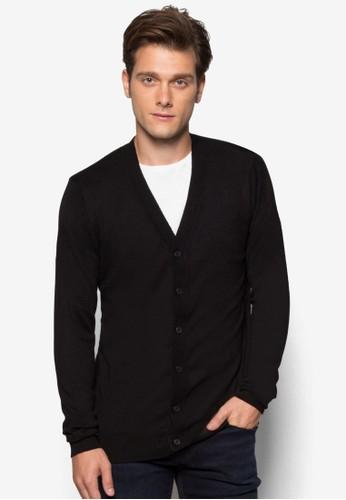 針織鈕扣外套、 服飾、 外套RiverIsland針織鈕扣外套最新折價