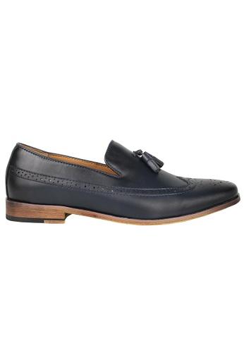 Tomaz blue Tomaz F116 Tassel Loafers (NAVY) 1179CSHF675328GS_1