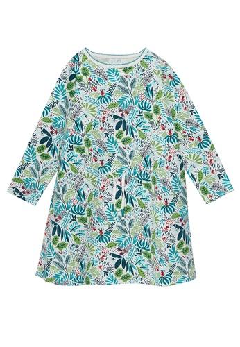 Du Pareil Au Même (DPAM) white Tropical Night Dress CC1B8KA72354F2GS_1