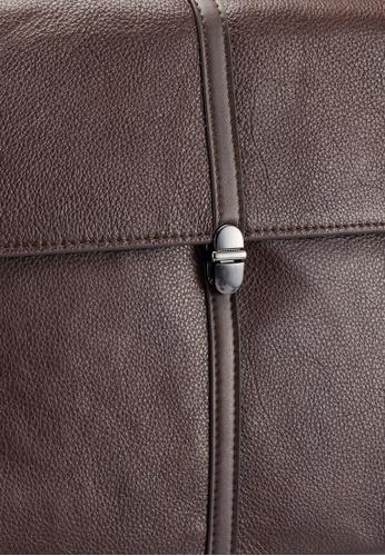Volkswagen brown Genuine Leather Clutch Bag C97CAACF9F3EA8GS_1