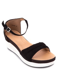 Juan by Janylin Wedge Sandals