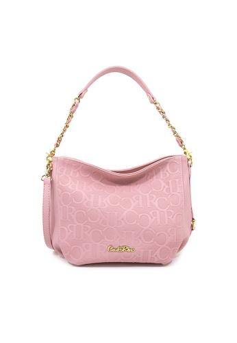 Carlo Rino pink Carlo Rino 0304321-001-24 Shoulder bag (Soft Pink) AD0B9AC22A6416GS_1