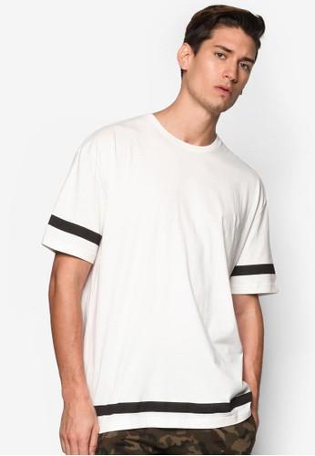 Durotan 色塊T 恤esprit 澳門, 服飾, 服飾