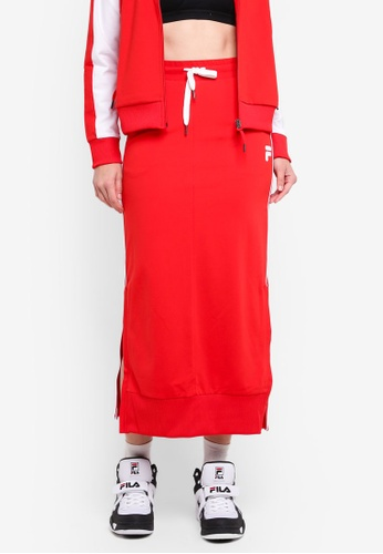 FILA red Originale Skirt 25229AA151D1CCGS_1