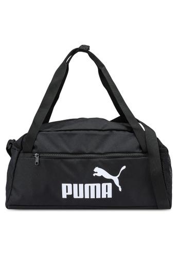 PUMA black Phase Sports Bag 9CA31ACB3FF50FGS_1