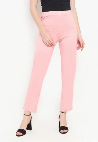 BASIC ONE pink Basic One Jeddah Bottom Shafa Pink E5E4BAADD25595GS_1