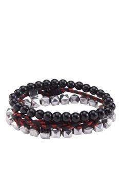 Dotted Line Bracelets
