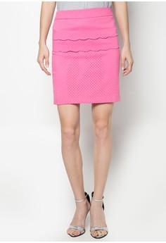 Lasercut Skirt