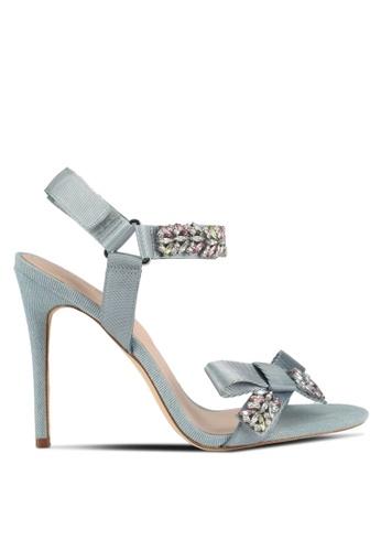 ALDO blue Carlah Heeled Sandals 64E77SH47FE348GS_1