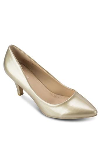 Charlotte 經典仿皮高跟鞋, 女鞋,esprit 會員 鞋