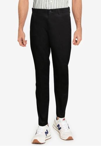 Banana Republic black Slim Core Temp Pants 40B46AA7A574ABGS_1