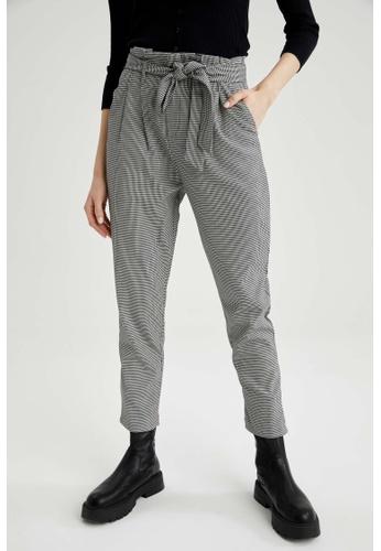 DeFacto white Woman Woven Trouser 23FA5AA7C7602FGS_1