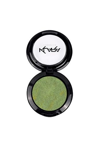 KLARA COSMETICS green Shimmer Eyeshadow #23 - Egyptian Green C9EE8BE0469151GS_1
