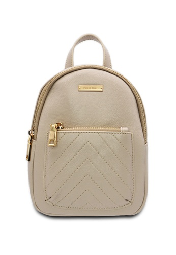 POLO HILL beige POLO HILL Lil' Pocket Ladies Backpack A5355AC7D17606GS_1