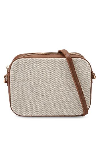 Vero Moda beige Astrid Cross Over Bag 490D6AC550A1EEGS_1