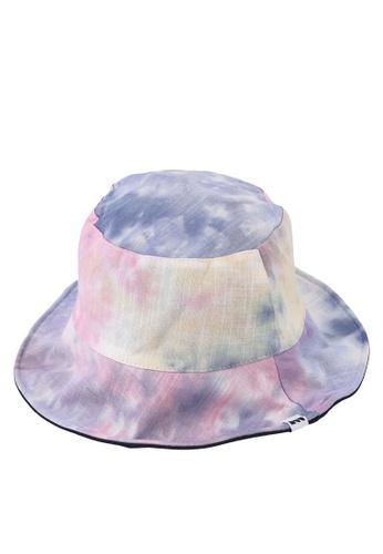 Milliot & Co. pink Skyler Reversible Bucket Hat EED96AC630C6CEGS_1