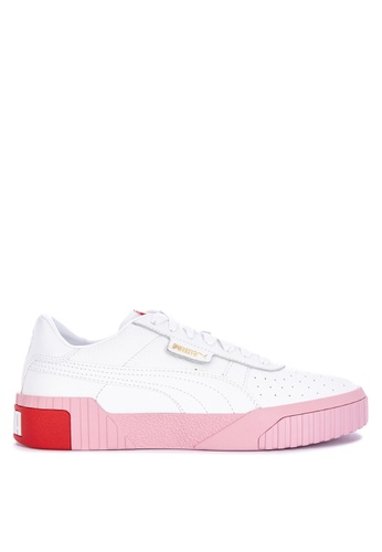 Shop Puma Cali Fashion Women s Sneakers Online on ZALORA Philippines b76ada85d