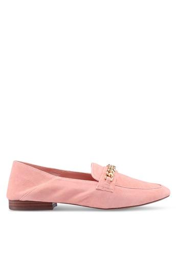 ALDO pink Gemona Loafers 902E3SH0E337AAGS_1