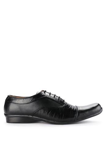 MARC & STUART Shoes black Adnan 4 E46CBSH34B8AEBGS_1