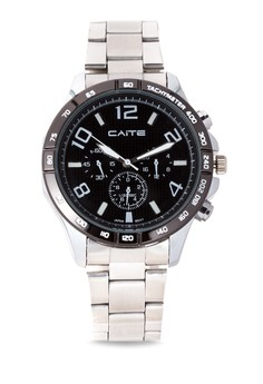 Stainless Analog Watch 5023G