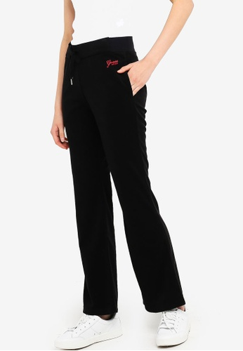 ever popular website for discount clear and distinctive Guess Basic Curve Hugging Sweatpants