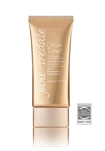 Jane Iredale brown Glow Time Full Coverage Mineral BB Cream- BB 9 JA379BE08NGDSG_1