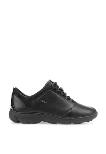 Geox black Nebula Sneaker EFB98SH0E3F647GS_1