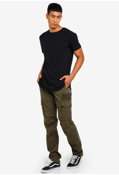 c943982460f1 11% OFF threads by the produce Stretch Cargo Pants S  27.90 NOW S  24.83  Sizes 34 in