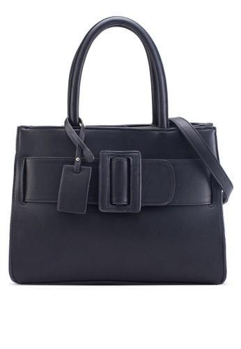 立體扣環手提包,esprit tw 包, 手提包