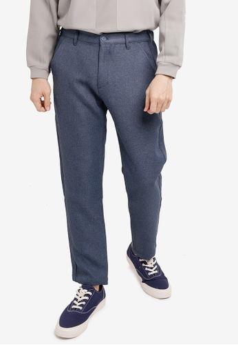 niko and ... blue Casual Pants 5C3AEAAEC76CEEGS_1