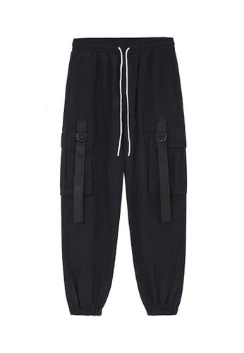 Twenty Eight Shoes Functional Style Ribbon Sweat Pants 828 FBF42AAA1416DBGS_1