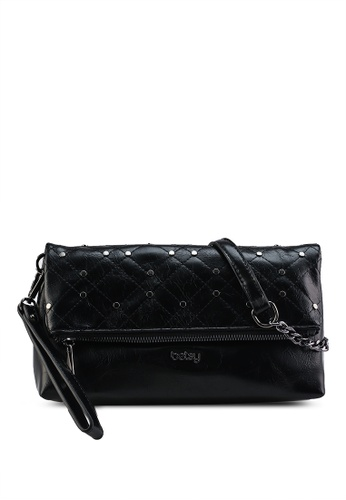 BETSY black Vera Sling Bag 70411AC1387992GS_1