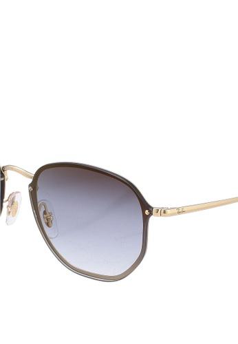 Buy Ray-Ban Highstreet RB3579N Sunglasses   ZALORA HK 04eb754e77