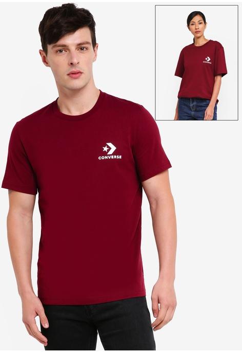 3ed27d0d475a Buy Converse Men T-Shirts Online