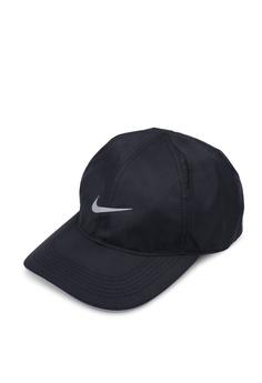 5c77fbfcbe6 Nike black Nike Featherlight Cap 12CB0ACA68B290GS 1