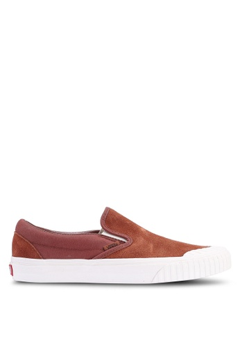 VANS brown 138 Rugged Sidewall Slip-On 84BC2SH391242FGS_1