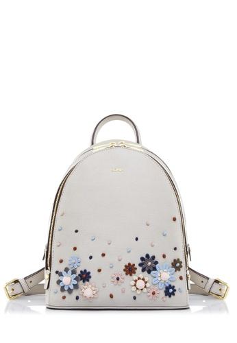 BONIA grey Light Grey Moray Backpack D4175AC42FE282GS_1