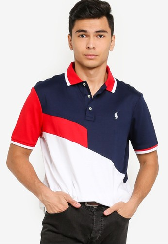 Polo Ralph Lauren multi Short Sleeve Classic Fit Polo Shirt - Soft Touch FF5DBAA727841FGS_1