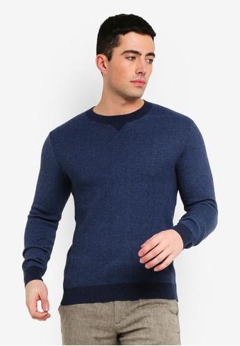 5b74b89874f7 Buy MANGO Man Knit Cotton Sweater Online