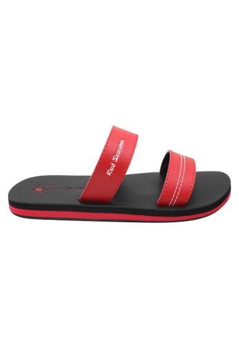 midzone red Outdoor Sandals SC378SH81GHQMY_1