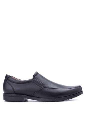 Gibi black Men's Dress Shoes GI342SH17UWSPH_1