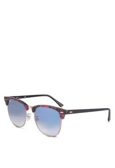 ff06729e426d Ray-Ban black Icons RB3016F Sunglasses 6FF99GL0B6C40EGS_1