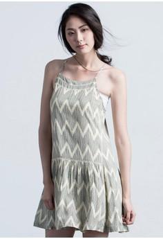 Summer Escape Dropwaist Dress