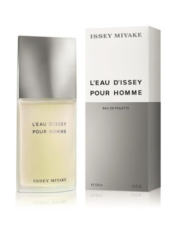 Issey Miyake L'Eau d'Issey Pour Homme Eau de Toilette  Spray 125ml IS403BE0GUFYSG_1