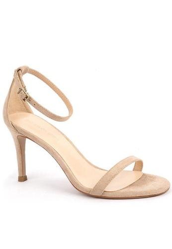 Twenty Eight Shoes 幼帶高踭涼鞋368-1 70697SH96B6316GS_1